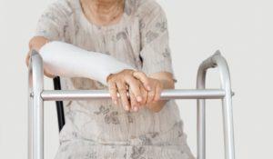 Trauma ortopédico em idosos