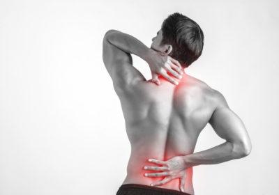 5 tipos de dores na coluna