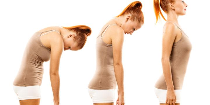 5 dicas para alcançar a postura correta