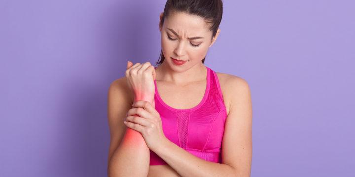 Sintomas da tendinite